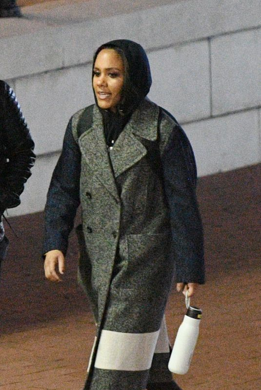 ALEX SCOTT Out and About in Birmingham 01/15/2020