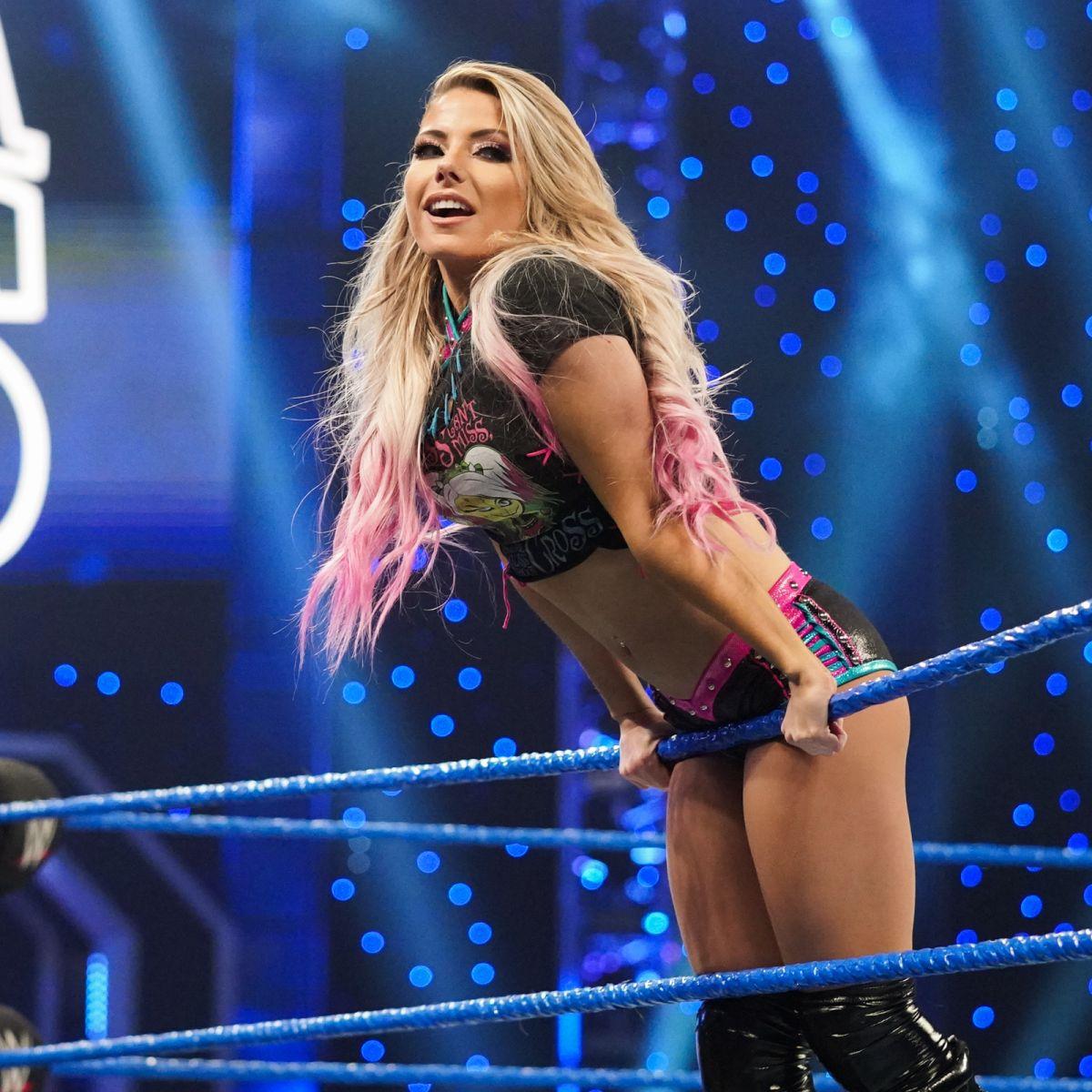 WWE Canceling Wrestlemania Match Featuring Alexa Bliss & Asuka 1