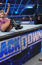 ALEXA BLISS at WWE Smackdown in Memphis 01/03/2020