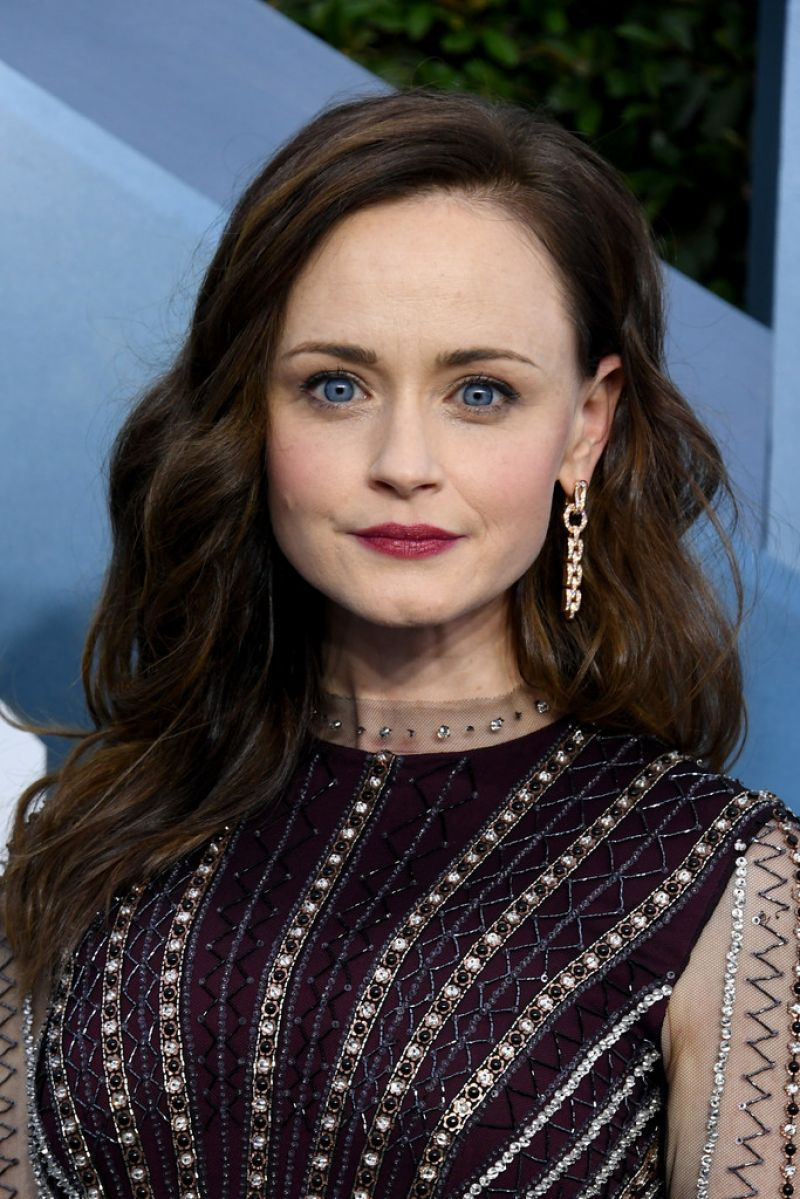 ALEXIS BLEDEL at 26th Annual Screen Actors Guild Awards in