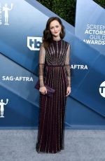 ALEXIS BLEDEL at 26th Annual Screen Actors Guild Awards in Los Angeles 01/19/2020