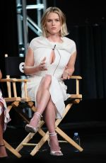 ALICE EVE at Belgravia Panel at 2020 Winter TCA Tour in Pasadena 01/18/2020