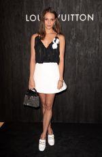 ALICIA VIKANDER at Louis Vuitton: Jewelry Launch at Paris Fashion Week 01/21/2020