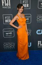ALISON BRIE at 25th Annual Critics Choice Awards in Santa Monica 01/12/2020