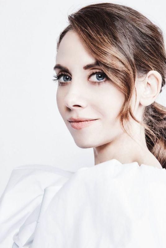 ALISON BRIE for The Wrap, January 2020