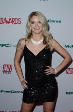 ALLIE AWESOME at AVN Awards Nominations Announcement in Hollywood 11/21/2019