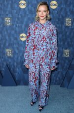 ALLISON MILLER at ABC Television Winter TCA Press Tour in Pasadena 01/08/2020