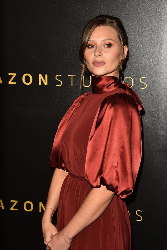 ALY MICHALKA at Amazon Studios Golden Globes After-party 01/05/2020