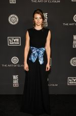 ALY MICHALKA at Art of Elysium Presents We Are Hear