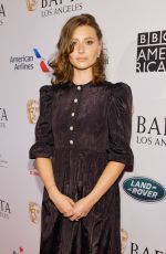 ALY MICHALKA at Bafta Los Angeles Tea Party 01/04/2020