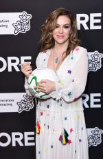 ALYSSA MILANO at 10th Anniversary Gala Benefiting Core in Los Angeles 01/15/2020