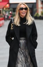 AMANDA HOLDEN Out and About in London 01/22/2020