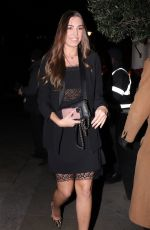 AMBER LE BON at Vanish Airbrush Concealer Launch Party in London 01/27/2020