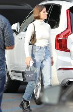 AMELIA HAMLIN Shopping at XIV Karats in Hollywood 01/02/2020