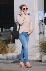 AMY ADAMS Out and About in West Hollywood 01/04/2020
