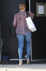 AMY ADAMS Out in West Hollywood 01/11/2020
