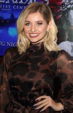 AMY HART at Les Miserables Reopnening in London 01/16/2020