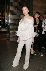 AMY JACKSON at Ralph & Russo Fashion Show in Paris 01/20/2020