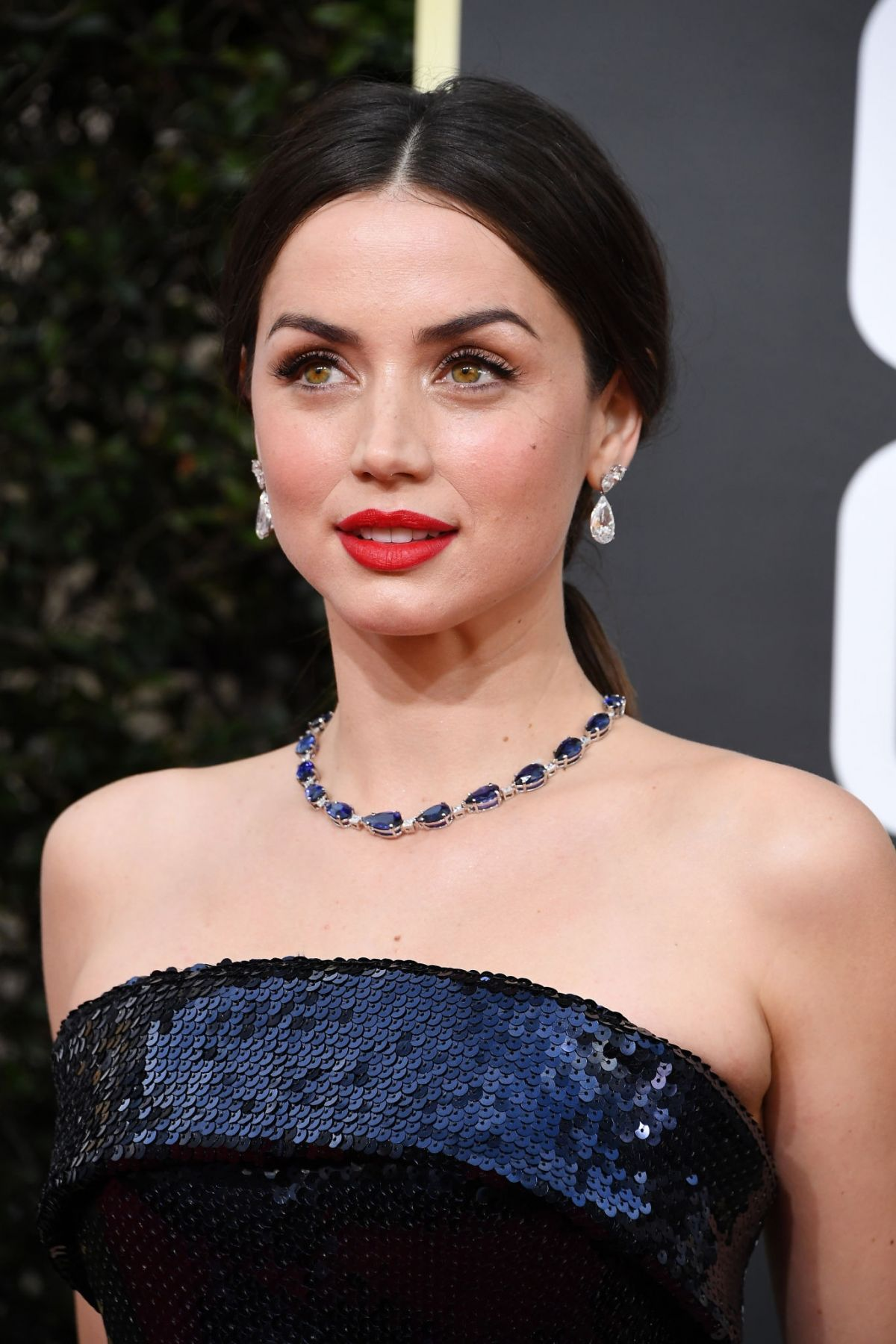 ANA DE ARMAS at 77th Annual Golden Globe Awards in Beverly Hills 01/05/2020 - HawtCelebs