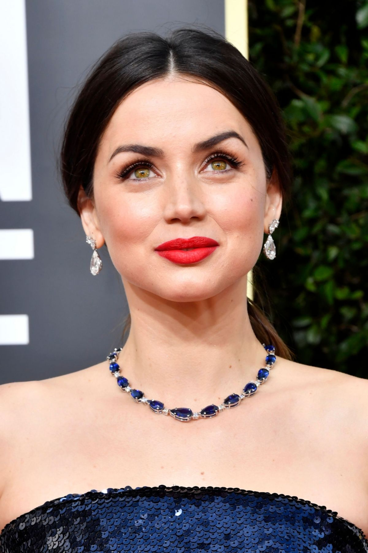 ANA DE ARMAS at 77th Annual Golden Globe Awards in Beverly ...