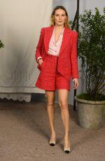 ANA GIRARDOT at Chanel Show at Paris Fashion Week 01/21/2020