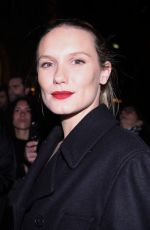 ANA GIRARDOT at Jean-Paul Gaultier Show at Paris Fashion Week 01/22/2020