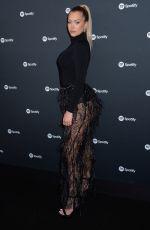 ANASTASIA KARANIKOLAOU at Spotify Hosts Best New Artist Party in Los Angeles 01/23/2020