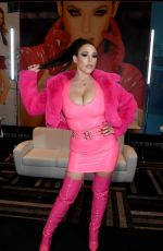 ANGELA at AVN Adult Entertainment Expo in Las Vegas 01/22/2020