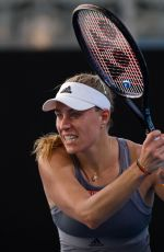 ANGELIQUE KERBER at 2020 Women's ASB Classic in Auckland 01/06/2020