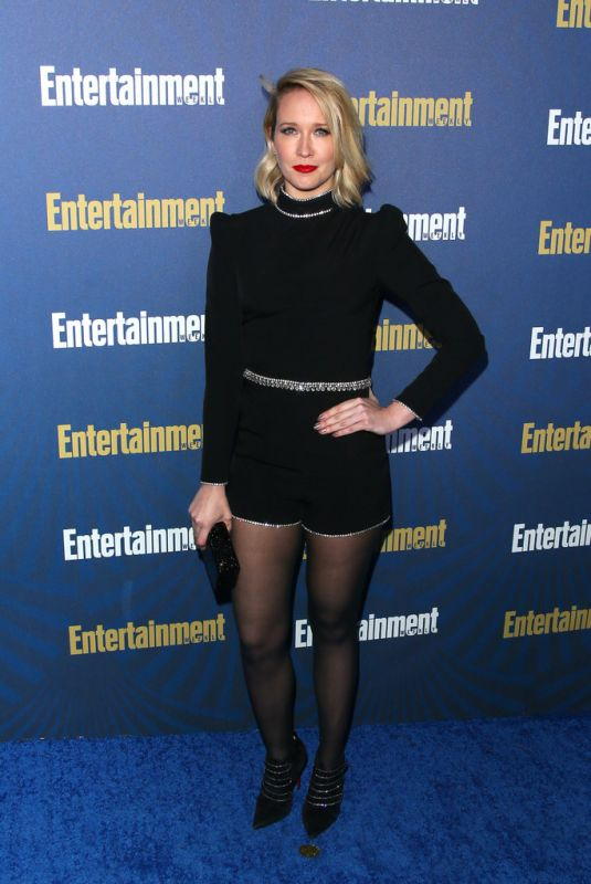 ANNA CAMP at Entertainment Weekly Pre-sag Celebration in Los Angeles 01/18/2020