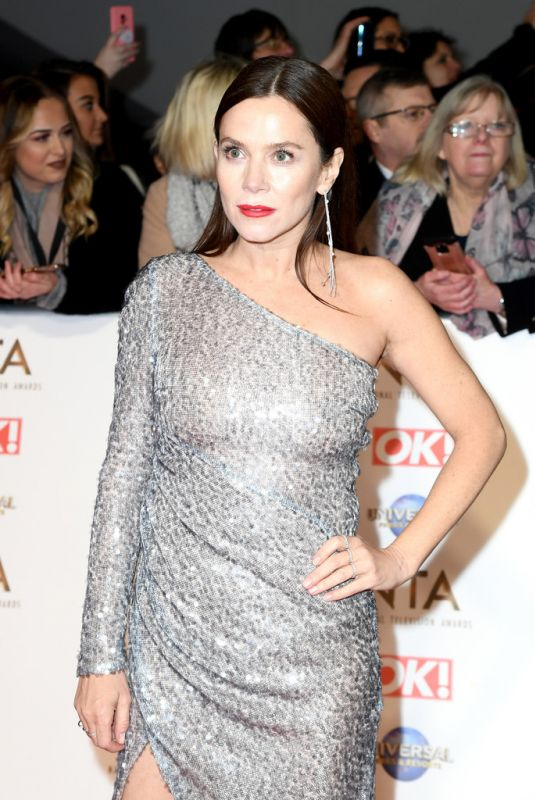 ANNA FRIEL at National Television Awards 2020 in London 01/28/2020