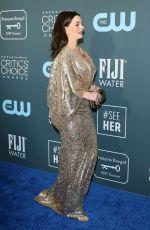 ANNA HATHAWAY at 25th Annual Critics Choice Awards in Santa Monica 01/12/2020