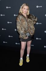 ANNA SOFIA at Spotify Hosts Best New Artist Party in Los Angeles 01/23/2020