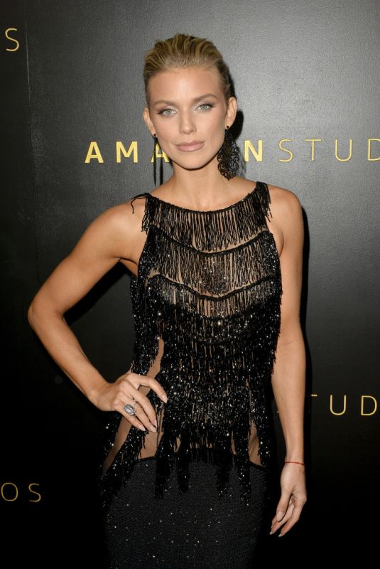 ANNALYNNE MCCORD at Amazon Studios Golden Globes After-party 01/05/2020