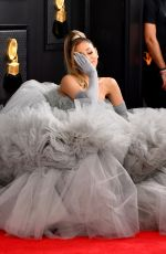 ARIANA GRANDE at 62nd Annual Grammy Awards in Los Angeles 01/26/2020