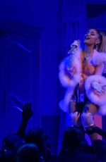 ARIANA GRANDE Performs at 2020 Grammy Awards in Los Angeles 01/26/2020