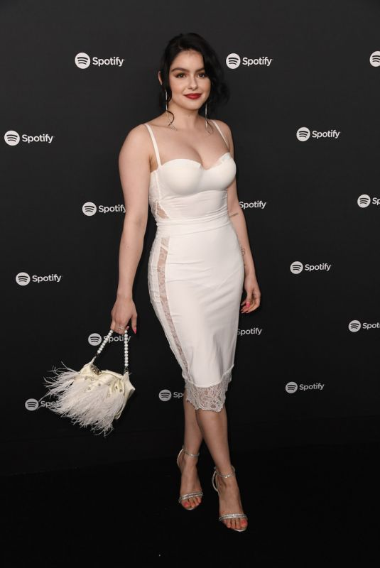 ARIEL WINTER at Spotify Hosts Best New Artist Party in Los Angeles 01/23/2020
