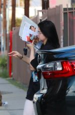 ARIEL WINTER Out and About in Los Angeles 01/12/2020