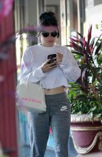 ARIEL WINTER Out for Coffee in Los Angeles 01/13/2020