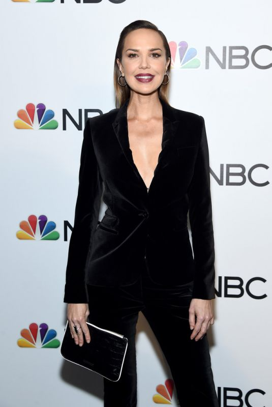 ARIELLE KEBBEL at NBC Midseason Mew York Press Junket 01/23/2020