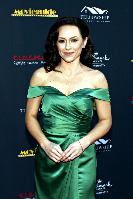 ASHLEY BRATCHER at 28th Annual Movieguide Awards Gala in Los Angeles 01/24/2020