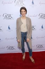 ASHLEY GREENE at GBK and La Peer Pre-globes Luxury Lounge in Los Angeles 01/04/2020