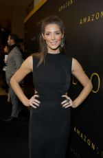 ASHLEY GREENE at Instyle and Warner Bros. Golden Globe Awards Party 01/05/2020