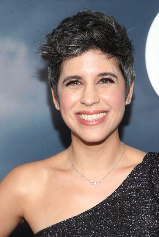ASHLY BURCH at Mythic Quest: Raven's Banquet Premiere in Los Angeles 01/29/2020