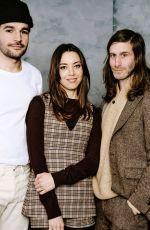 AUBREY PLAZA - Deadline Sundance Portraits, 01/24/2020