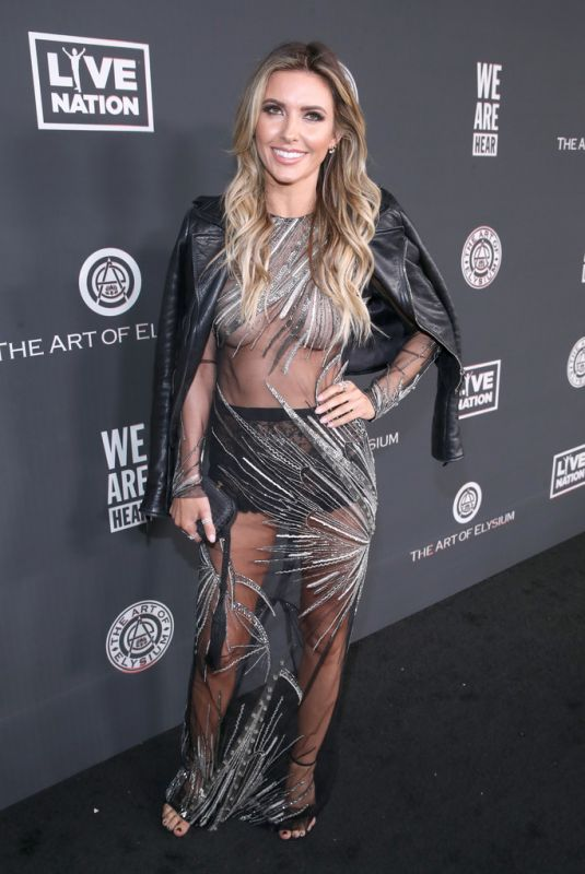 AUDRINA PATRIDGE at Art of Elysium Presents We Are Hear's Heaven 2020 in Los Angeles 01/04/2020
