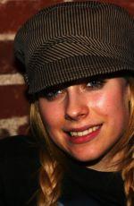 AVRIL LAVIGNE Diesel-U-Music Launch Party 01/13/2005