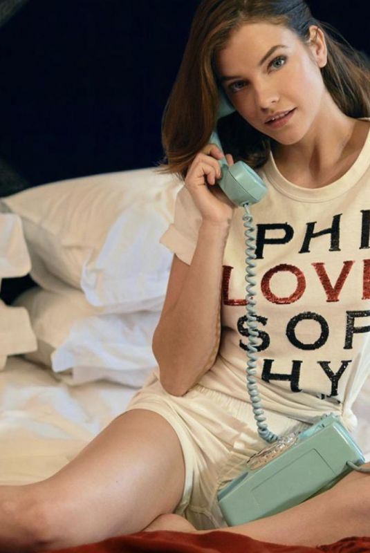 BARBARA PALVIN for Philosophy Valentine's Day Collection, February 2020
