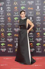 BELEN LOPEZ at 34th Goya Cinema Awards 2020 in Madrid 01/25/2020