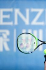 BELINDA BENCIC at WTA Shenzhen Open 2020 in Shenzhen 01/05/2020